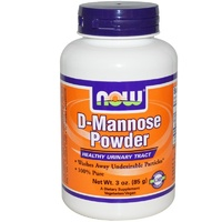 D-Mannose Powder 85 grams - Now Foods