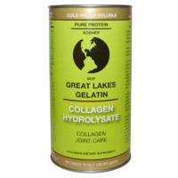 Great Lakes Gelatin Co., Collagen Hydrolsate, Beef, 16 oz, 454 grams