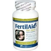 Fairhaven Health FertilAid for Men 90 Capsules - Dietary Supplement