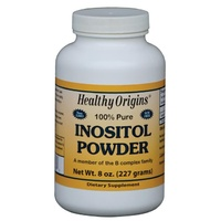 Healthy Origins Inositol Powder 227 Grams  - Dietary Supplement