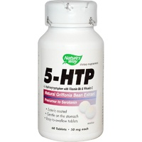 Nature's Way, 5-HTP, 50 mg, 60 Tablets ... VOLUME DISCOUNT