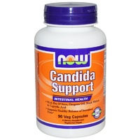 Now Foods Candida Support 90 Veggie Capsules - Dietary Supplement