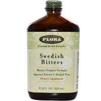Flora Swedish Bitters 250 ml 8.5 fl oz  - Dietary Supplement
