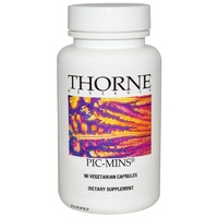 Thorne Research Pic-Mins 90 Vcaps  - Dietary Supplement