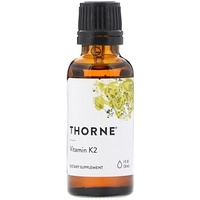 Thorne Research, Vitamin K2, 1 fl oz (30 ml)