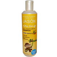 Jason Natural, Kids ONLY! Shampoo, Extra Gentle, 17.5 fl oz, 517ml