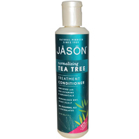 Jason Natural, Treatment Conditioner, Tea Tree, 8 oz, 227g