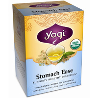Yogi Tea, Stomach Ease, Caffeine Free, 16 Tea Bags, 29gs
