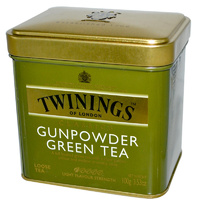 Twinings Classics, GunPowder Green, Loose Tea, 100 gramss