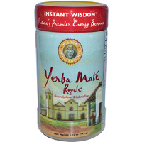 Wisdom Naturals, Wisdom of the Ancients, Yerba Mate Royale Tea, 79.9 g