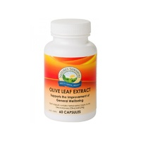 Nature's Sunshine, Olive Leaf Extract, 60 Capsules