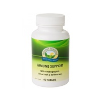 Nature's Sunshine, Immune Support, 60 Tablets - Natural Supplement