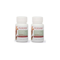 Kolorex, Advanced Candida Care, 30 Capsules (Twin Pack)