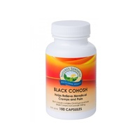 Nature's Sunshine, Black Cohosh, 525 mg, 100 Capsules