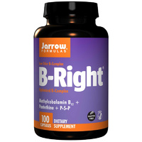 Jarrow Formulas, B-Right, 100 Capsules ... BEST SELLER