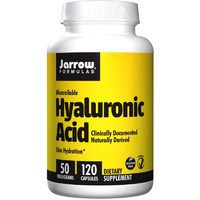 Jarrow Formulas Hyaluronic Acid 50 mg 120 Capsules
