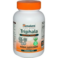 Himalaya Herbal Healthcare, Triphala, 60 Caplets - Herbal Supplement