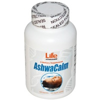 Life Enhancement AshwaCalm, 300 mg, 120 Capsules - Dietary Supplement