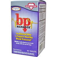 Enzymatic Therapy, bp Manager, 90 Tablets