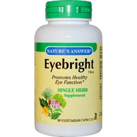 Nature's Answer Eyebright Herb 90 Veggie Capsules