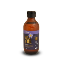 Melrose Certified Organic Flaxseed Oil 200 ml  -  Superfoods