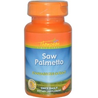 Thompson Saw Palmetto Standardised Extract 60 Softgels