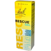 Bach Original Flower Essences Rescue Gel Fragrance Free 30 g 1 oz