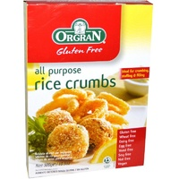 Orgran, Good For You, All Purpose Bread (Rice) Crumbs, 300 g