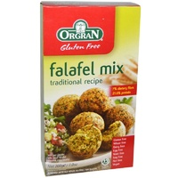 Orgran, Good For You, Falafel Mix, 200 g - Superfoods