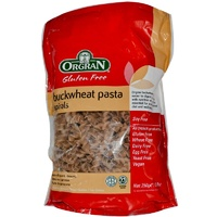 Orgran, Good For You, Buckwheat Spirals, 250 g