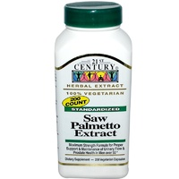 21st Century Health Care, Saw Palmetto Extract, 200 VCaps