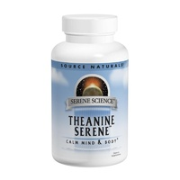 Source Naturals, Theanine Serene, 60 Tablets