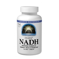 Source Naturals, ENADA NADH, 5.0 mg, 30 Tablets ... VOLUME DISCOUNT
