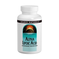 Source Naturals, Alpha Lipoic Acid, 100 mg, 120 Tablets