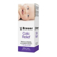 Brauer Natural Medicine, Baby & Child, Colic Relief, 100 ml