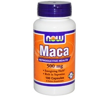Now Foods, Maca, 500mg, 100 Capsules ... VOLUME DISCOUNT