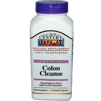 21st Century Health Care, Colon Cleanse, 120 Veggie Capsules