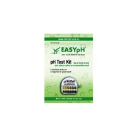 EASYpH Test Kit, with Booklet ... VOLUME DISCOUNT