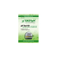 EASYpH Test Kit, Refill PH Strips, Refill Pack