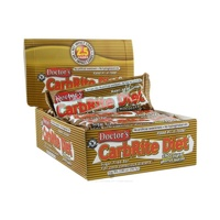 Universal Nutrition, Doctor's CarbRite Diet Bar, Chocolate Peanut Butter, 12 Bars, 56.7 g, 2 oz