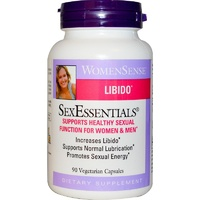 Natural Factors WomenSense  SexEssentials  Libido 90 Veggie Caps - Dietary Supplement