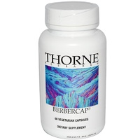Thorne Research, Berbercap, 60 Veggie Capsules ... VOLUME DISCOUNT
