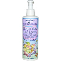 Healthy Times, Baby's Herbal Garden, Sleepy Time Baby Lotion, 236 ml, 8 fl oz
