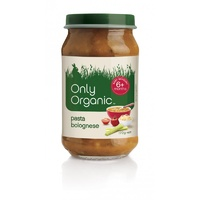 Only Organic, Baby Food, 4 Months +, Pear & Rice Cereal, 12 Jars x 110 g