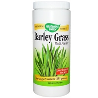 Nature's Way, Barley Grass, Bulk Powder, 255 g, 9 oz