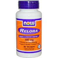 Now Foods, Relora, 300mg, 60 VCaps ... VOLUME DISCOUNT