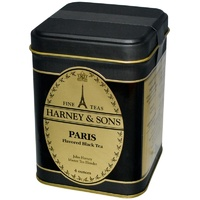 Harney & Sons, Black Tea, Paris Flavored, 4 oz