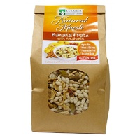 Kuranda, Natural Muesli, Banana & Date with Aramanth, 500 g