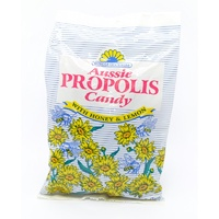 Nature's Goodness, Aussie Propolis Candy, with Honey & Lemon, 200 g