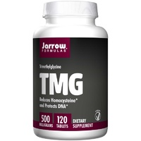 Jarrow Formulas TMG Trimethylglycine 500mg 120 Tablets